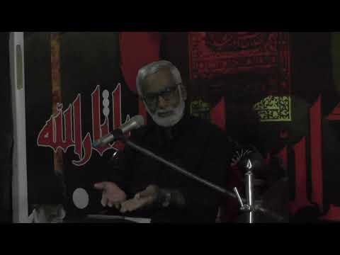 [06.Majlis] Topic: Tauheed   Engr Syed Hussain Moosavi - Sindhi