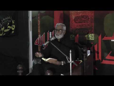 [05.Majlis] Topic: Tauheed   Engr Syed Hussain Moosavi - Sindhi