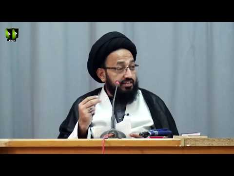 [Lecture] Life Planning & its Benefits | H.I Sadiq Raza Taqvi - Urdu