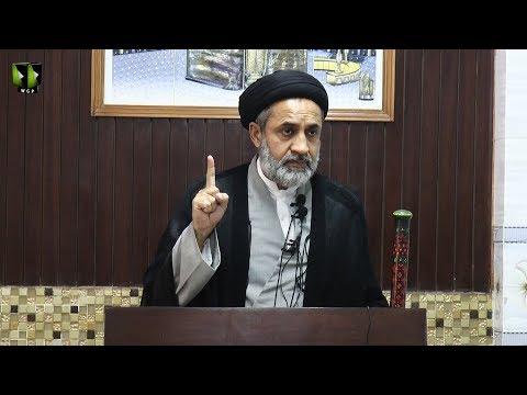 [Friday Sermon   خطبہ جمعہ] H.I Muhammad Haider Naqvi   06 March 2020 - Urdu