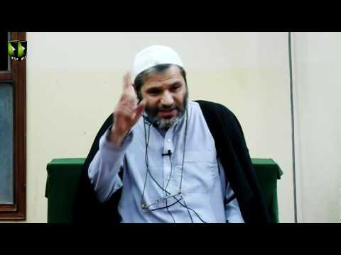 [Lecture] Topic: Sirat -e- Imam Muhammad Taqi (as) | Moulana Sajjad Mehdavi - Urdu