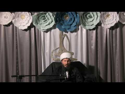Understanding Patience from the Example of Lady Zainab (SA) - Sheikh Hamza Sodagar - English