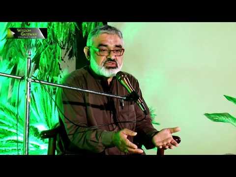 [Speech] یوم مستضعفینِ جہاں ، ولادت باسعادت امام مہدیؑ | H.I Syed Ali Murtaza Zaid