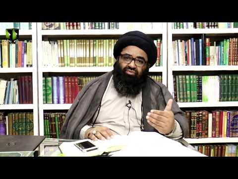 [8] Ma\'arif Quran | Surah Al Muminoon - سورہ المومنون | H.I Kazim Abbas Naqvi | Mah-e-Ramzaan 1441 - Urdu