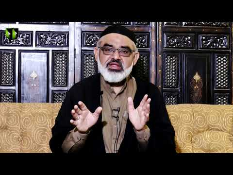 [13] Mah-e-Ramzaan Or Nusrat e Ahlebait (as) | H.I Ali Murtaza Zaidi - Urdu