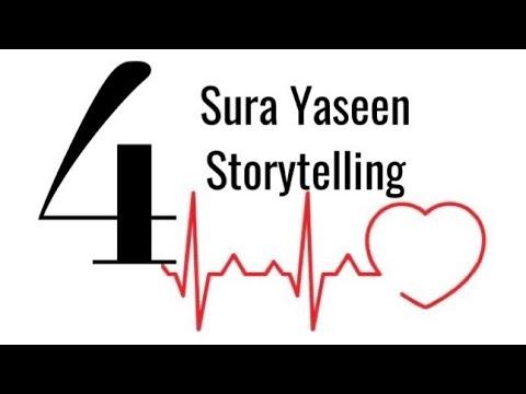 [Storytelling P-IV] Surah Yaseen - English