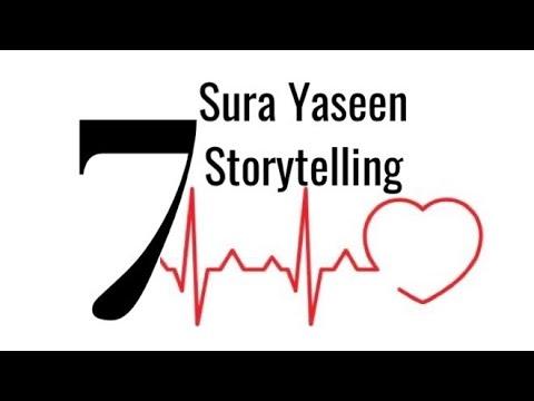 [Storytelling P-VII] Surah Yaseen - English