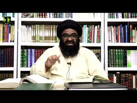 [6] Tafsir Surah Munafiqoon Or Munafiq Ke Pehchan | H.I Kazim Abbas Naqvi | Mah-e-Ramzaan 1441 - Urdu
