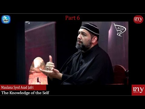 [Part 6] The Knowledge of the Self | Syed Asad Jafri | Ramadan 1441/2020 - English