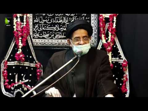 [Majlis-e-Aza] Youm -e- Inhedam -e- Jannat -ul- Baqi | H.I Razi Jafar Naqvi | 31 May 2020 - Urdu