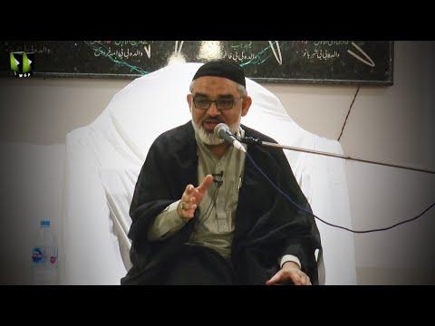 [Clip] Murawwat Or Qasida Ameer ul Momineen Imam Ali (as)   H.I Syed Ali Murtaza Zaidi - Urdu