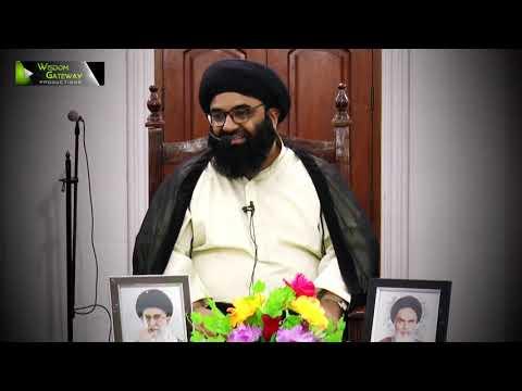 [Clip] Ilm Kab Faida Dayta Hai ? | H.I Kazim Abbas Naqvi - Urdu