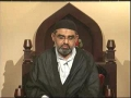 2nd Majlis - A M Zaidi at Satwa Imamabargah - Urdu