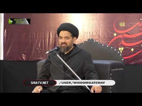 [02] Kamyabi Sirf Momin Kay Liye  | حجۃ الاسلام مولانا السیّد جوادالموسوی | Urdu