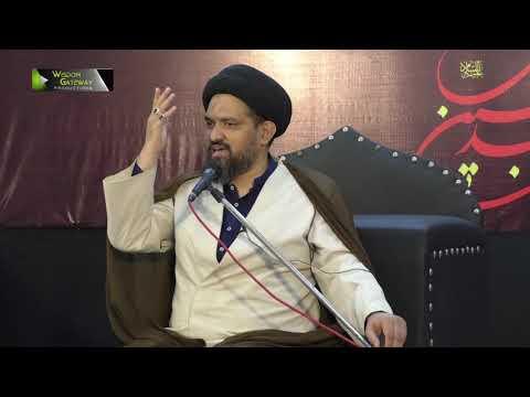 [03] Kamyabi Sirf Momin Kay Liye  | حجّۃ الاسلام مولانا السیّد جوادالموسوی | Urdu