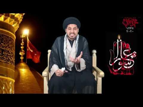 [Majlis 03] Ashorai Khudsazi - Azaadi | Moulana Haider Ali Jaffri | 1442-2020 - Qom - Urdu