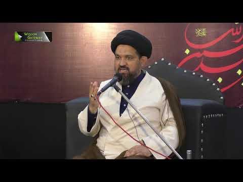 [04] Kamyabi Sirf Momin Kay Liye  | حجّۃ الاسلام مولانا السیّد جوادالموسوی | Urdu