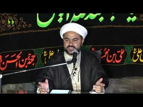 [05] Ibad ul Rehman Kay Ausaf Surah Furqan Ki Akhri Ayaat Ki Roshani Main  | حجّۃ الاسلام مولانا محم