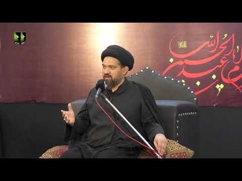 [08] Kamyabi Sirf Momin Kay Liye    حجّۃ الاسلام مولانا السیّد جوادالموسوی   Urdu
