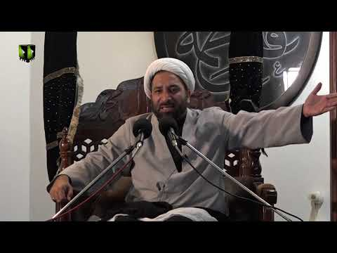 [06] Maqam e Ahl e Bait Quran o Sunnat Ki Roshani Main  | حجّۃ الاسلام مولانا شیخ سخاوت علی