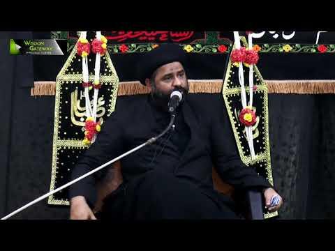 [3] Ramz -e- Baqa -e- Tashayyo | Moulana Syed Ali Afzaal Rizvi | Muharram 1442/2020 | Urdu
