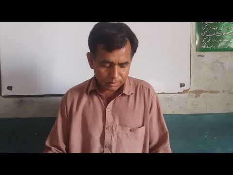 [Excellent Islamic Stories] Saeed Bin Abdullah Sir Sarang Amar-Sindhi