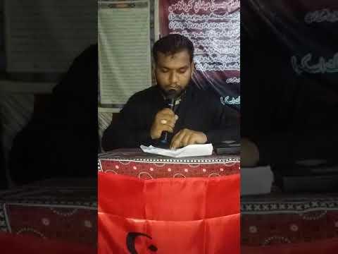 [Balaghatul Hussain] Khutba No 4 to 6 | Babar Ali | Sindhi