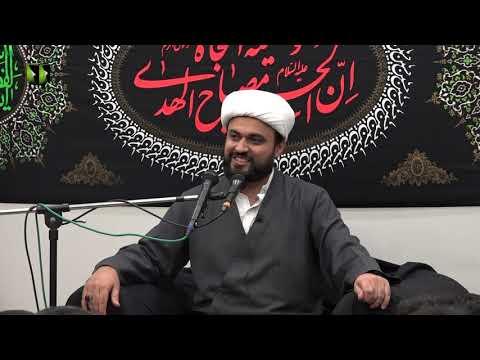 [01] Insan Ki Zindagi Kay Char Aham Safar | حجّۃ الاسلام مولانا محمد علی فضل | Urdu