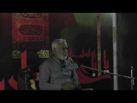[2nd Majlis] Tauheed- Syed Hussain Musavi | Sindhi