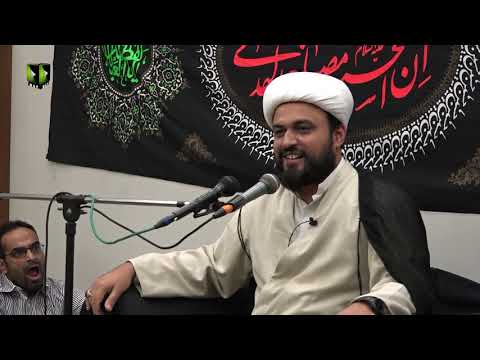 [03] Insan Ki Zindagi Kay Char Aham Safar | حجّۃ الاسلام مولانا محمد علی فضل | Urdu