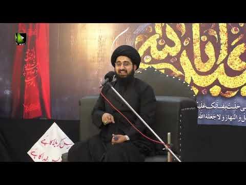 [04] Ilm ul Kitab Kay Hamil Kon? | حجّۃ الاسلام مولانا سیّد سبطین علی نقوی | Urdu