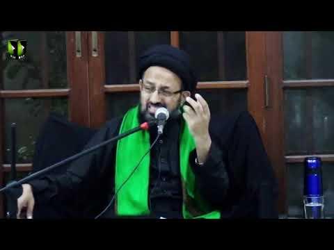 [1] Karbala Tasalsul -e- Hayaat   H.I Sadiq Raza Taqvi   Muharram 1442/2020   Urdu