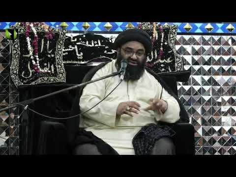 [2] Zikar -e- Elahi Or Ahlay Zikar   H.I Kazim Abbas Naqvi   Muharram 1442   Urdu
