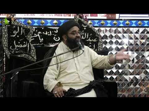 [3] Zikar -e- Elahi Or Ahlay Zikar   H.I Kazim Abbas Naqvi   Muharram 1442   Urdu