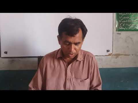 [Excellent Islamic Stories in Sindhi] Hik Sir Sarang Amar-Sindhi