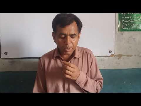 [Excellent Islamic Stories] Allah khe piyara ahin jeke bhalaee kan tha Sir Sarang Amar - Sindhi