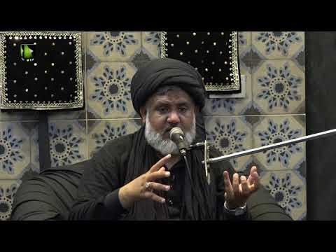 [03] Ista\\\\\\\'anat (Madad)   حجّۃ الاسلام مولانا حسن رضا ہمدانی   Urdu
