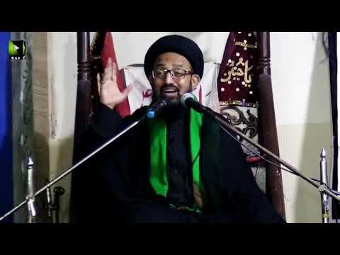 [Majlis] Topic: Imam (as) , Hujjat Or Hidayat | H.I Sadiq Raza Taqvi | 25th Muharram 1442/2020 | Urdu