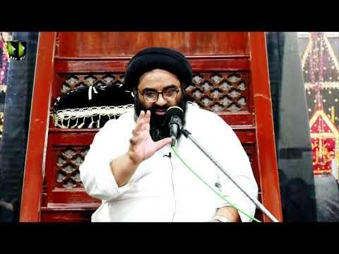 [2] Dushman Shanasi | H.I Kazim Abbas Naqvi | Muharram 1442/2020 | Urdu