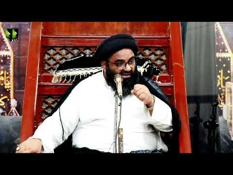 [4] Dushman Shanasi   H.I Kazim Abbas Naqvi   Muharram 1442/2020   Urdu