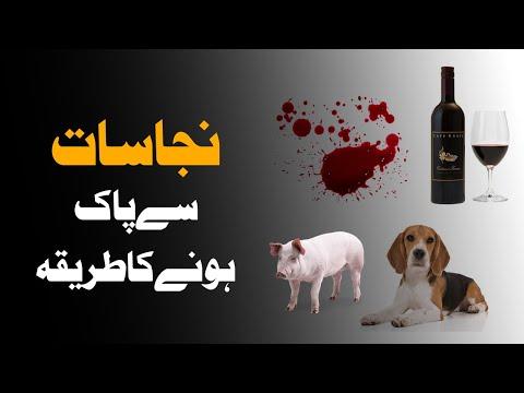 AHKAM   Najasat sy Pak honey k Tareeqy    حدث و خبث   Urdu
