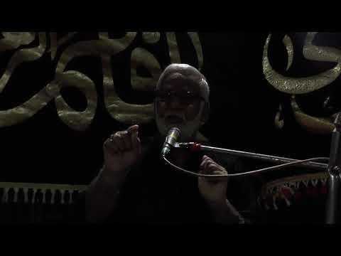 [9] Deen Ka Hussaini Tasawar | Engr Syed Hussain Moosavi | Ashra Majalis 1442 | Dokri | Sindhi