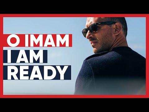 [Clip] O IMAM I am Ready   | Shaykh Usama Abdulghani | English