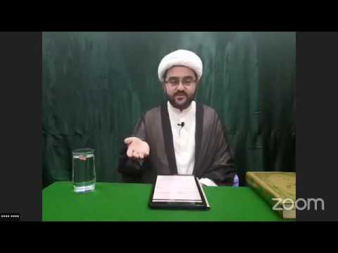 [10]Tafseer e Quran   Maulana Muhammad Nawaz   10th Ramazan 1441 - 04 May 2020 - URDU