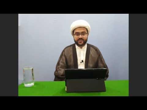 [15]Tafseer e Quran   Maulana Muhammad Nawaz   15th Ramazan 1441 - 09 May 2020 - URDU