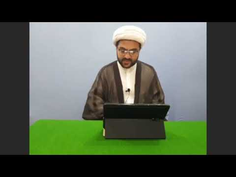 [17] Dua o Munajat | Dua Imam e Asr & Duae Ahad | H.I Muhammad Nawaz | 17th Ramazan 1441-11 May 2020 - URDU