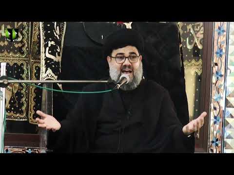 [Majlis -e- Aza] Khitaab: H.I Ahmed Iqbal Rizvi   7th Rabi -ul - Awwal 1442   Urdu