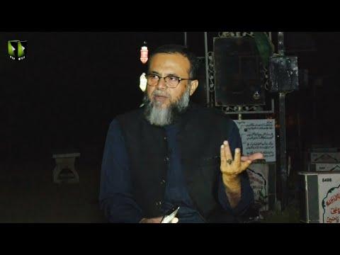 Tajdeed -e- Ahad -e- Wafa | Moulana Ali Naqi Hashmi | 07 November 2020 | Urdu