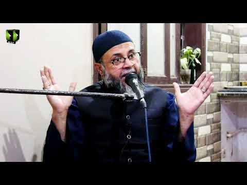 [Fikri Nashist] Topic: Hazrat Abu Talib (as)   Moulana Ali Naqi Hashmi   10 November 2020   Urdu