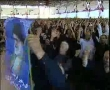 People greeting Sayyed Ali Khamenei who led this Friday prayers - 11Sep09 - All languages